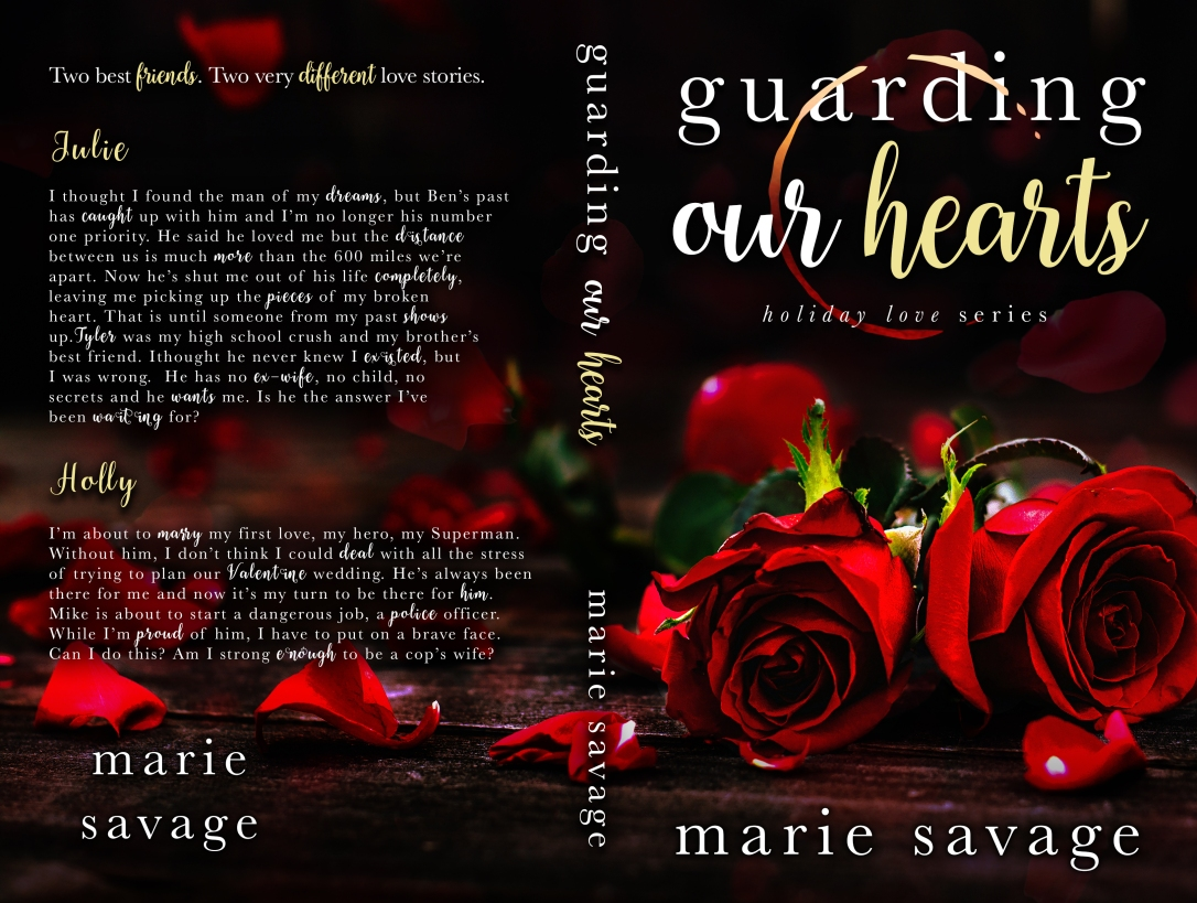 Gaurding Our Hearts Marie Savage 5x8_BW_300