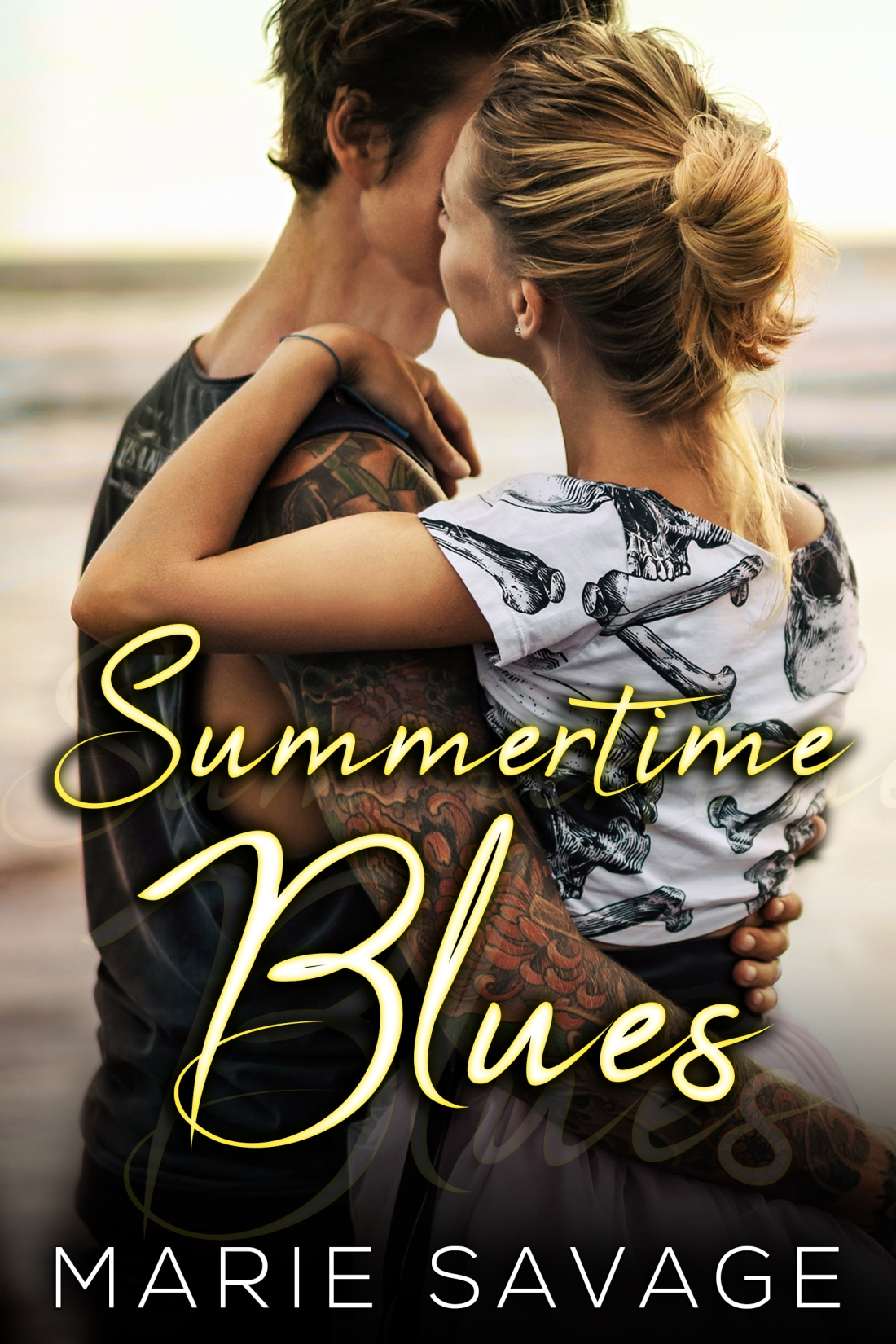 Summertime Blues Marie Savage E-Cover