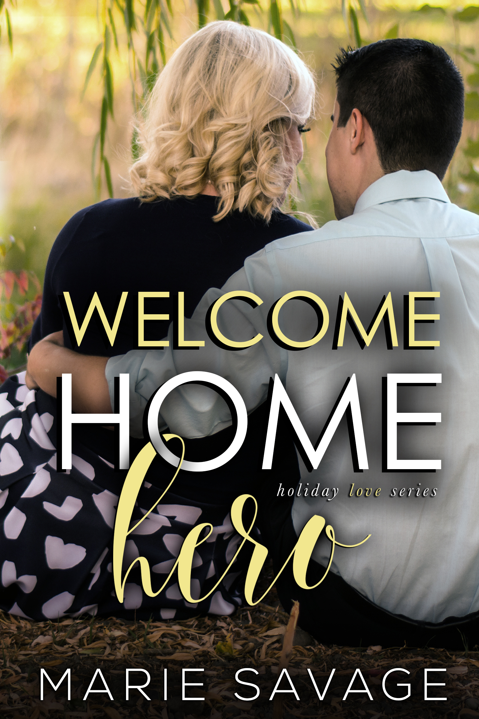 Welcome Home Hero Marie Savage E-Cover